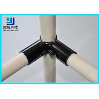Buy cheap Rotational Lean Tube Steel Pipe Joints For Pipe Rack System Vertical Angle Joint from wholesalers