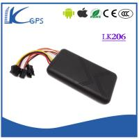 Buy cheap Portable GEO Fence/SOS Button GSM/GPRS/GPS Vehicle Location TrackingLK206 from wholesalers