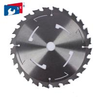 Buy cheap Abrasive Cutting Mental TCT Saw Blade , Carbide Tip Circular Saw Blade from wholesalers