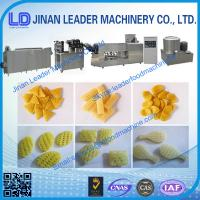 China Fried snack pellet making machine / fried pellet machinery /3D Pellet snack machine on sale