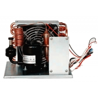 Buy cheap 130W (LBP) Direct Refrigeration Unit DC 12V Condensing Unit for miniature freezer R134A from wholesalers