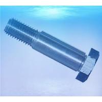 Buy cheap DIN609 / DIN 610, Hex Fitting Bolts, Hex Shoulder Bolt, Hexagonal Fitting Screw from wholesalers