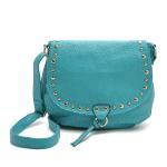 Buy cheap America's brand stock women bodycross Vivet Saddle Bag,fashion Metallic shoulder Mini bags from wholesalers