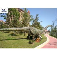Buy cheap Giant Outdoor Dinosaur Statues Model Decoration For Real Estate Dinosaur Display from wholesalers