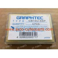 Buy cheap Alloy Cutting Plotter Parts Graphtec Cutting Blade CB15U-5SP CB09U-5SP For Gerber Plotter SP120 694500029L from wholesalers