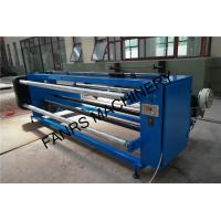 Automatic Non Woven Fabrics Rewinding Machine And Cutting Machine With 1000 Length Manufactures