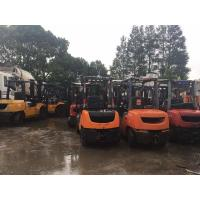Buy cheap 8FDN30 Manual Second Hand Diesel Forklifts 3m Lifting Height Side Shift from wholesalers