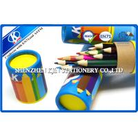 Buy cheap Personalized 7 Inch Colored Pencils Set High Grade Basswood from wholesalers