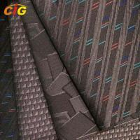 Buy cheap Woven Auto Upholstery with New Designs For Car Seat/ Bus Seat/ Sofa/ Furniture from wholesalers