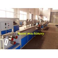 Buy cheap High Efficiency PET Strap Making Machine / Plastic Strap Production Line from wholesalers