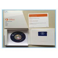 Buy cheap English Version Microsoft Office 2013 Product Key Card Retail Box DVD from wholesalers