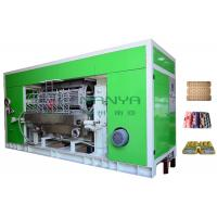 Buy cheap Rotary Recycle Paper Pulp Molding Pulp Egg Tray Making Machine With 8 Sides from wholesalers