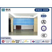 Wholesale Industrial 3H Insulated Fire Shutter / Automatic Fire Shutters Color Optional from china suppliers