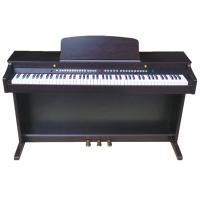 Wholesale 88 key NEW digital piano touch response and hammer action keyboard Melamine shell W8830A from china suppliers