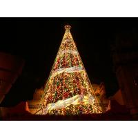 3-D Christmas Tree Light Commercial Christmas Light Christmas Tree LED Light Display Manufactures