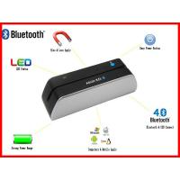 Buy cheap Bluetooth MSRX6(BT) MSR-X6BT or MSR X6BT Credit Card Reader/Writer/Encoder MSRX6 from wholesalers