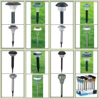 Wholesale Ultra Bright 2x10W Solar Powered Light 3.5m Pole With White LED Bulb from china suppliers