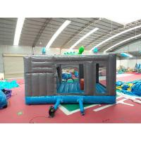 Buy cheap Large Outdoor Inflatable Bouncers Jumpy House For Adults 3 Years Warrenty from wholesalers