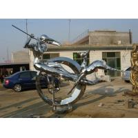 Wholesale Figure statue stainless steel suclpture from china suppliers
