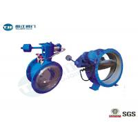 Buy cheap Ductile Iron Butterfly Buffer Stop Check Valve PN 25 Bar For Industrial Water Supply from wholesalers
