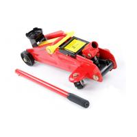 Buy cheap Horizontal 300mm 2 Ton Hydraulic Floor Jack High Lift Trolley Jack from wholesalers