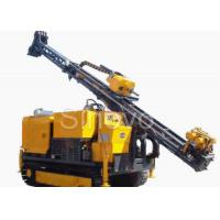 Buy cheap Crawl Diamond Hydraulic Core Drilling Machine Drilling Angle 60° - 90° from wholesalers