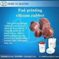Buy cheap liquid silicone for pad printing design from wholesalers