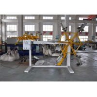 Buy cheap ID16mm Single Wall Corrugated Pipe Extrusion Line from wholesalers
