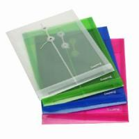 Buy cheap Plastic A4 Paper Bag for Promotion (F-A018) from wholesalers