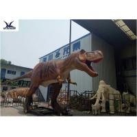 Wholesale Giant Animatronic Dinosaurs Playground Decoration Mechanical Simulation Dinosaur from china suppliers