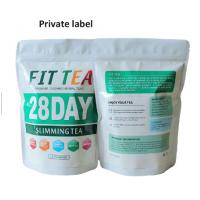 Buy cheap Best effective adults group sliming herb tea slimming tea FDA certificates private label detox tea with slimming tea from wholesalers
