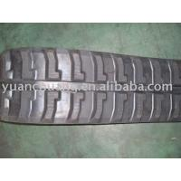 Wholesale Excavator rubber track ,Rubber Crawler from china suppliers