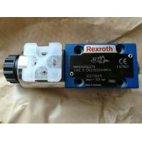 Buy cheap Rexroth Directional spool valves, direct operated with solenoid actuation 4WE6D62/EG24N9K4 from wholesalers