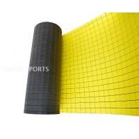 Buy cheap Two Sides Slotted PE Foam Carpet Artificial Grass Underlay water proof Playground Padding Rubber Customised Thickness from wholesalers