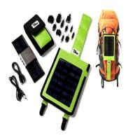 Buy cheap 2.5W Portable Solar Backpack from wholesalers