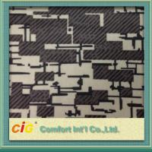 Printing auto vinyl upholstery fabric 200gsm 300gsm , Bus Seat Fabrics Manufactures