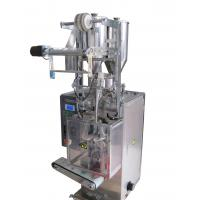 Buy cheap Automatic Liquid Pouch Filling And Sealing Machine , Powder Bag Filling Machine from wholesalers