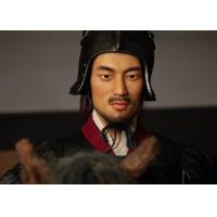 Buy cheap Custom Made Poly Resin Historical Wax Figures / Scuplture For Indoor Playground from wholesalers