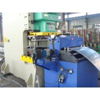Buy cheap Automatic Punch Steel Cable Tray Roll Forming Machine , Door Frame Making Machine from wholesalers