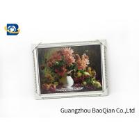 Buy cheap Flowers Pattern 3D Lenticular Pictures Poster Painting Home Decor Wall Art Decor from wholesalers