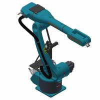 Buy cheap 1.1 Kw--12.5 Kw Small Industrial Robot Arm Ground Mounted Installation product