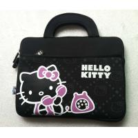 Wholesale 14 Inch Black Neoprene Laptop Tote Bag Hello Kitty With Handle from china suppliers