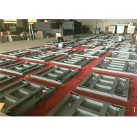 Buy cheap 4 Load Cells Low Profile Floor Scale , Warehouse Floor Scale External Calibration from wholesalers