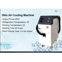 Buy cheap Iron Material Laser Hair Removal Equipment Vertical Style Fractional C02 Laser Resurfacing from wholesalers
