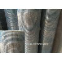 Buy cheap Animal Security Cages Welded Wire Mesh Rolls / Heavy Duty Wire Mesh Panels from wholesalers