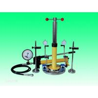 Buy cheap E37 Plate load tester,plate bearing test apparatus/plate bearing test from wholesalers