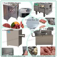 Meat Cutting Machine for Sale Manufactures