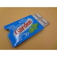 Buy cheap Freshing Colorful Mint Bubblegum Chewing Gum Good Taste Eco - Friendly from wholesalers