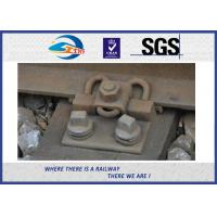 High quality ISO certified Rail Fastener for Thailand Railway Manufactures