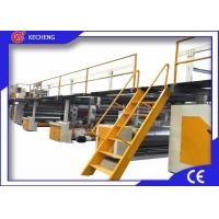 Buy cheap Carton Box 180m / Min Corrugated Cardboard Production Line from wholesalers